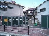 SPバイクパーク東住吉区公園南矢田の物件外観
