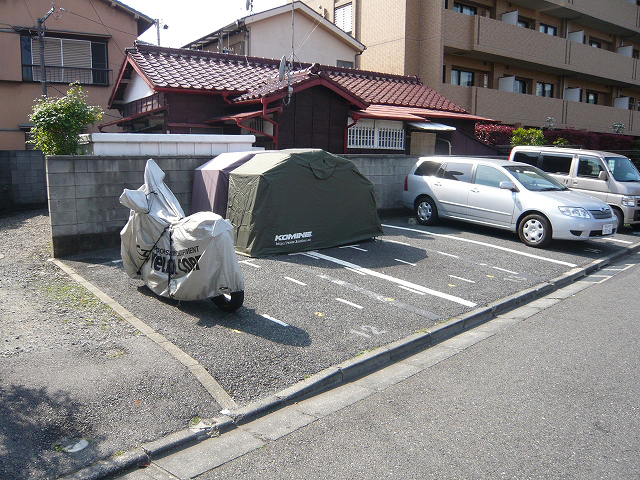 tmcバイク駐車場 西蒲田の物件外観