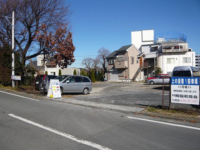 tmcバイク駐車場 長津田の物件外観