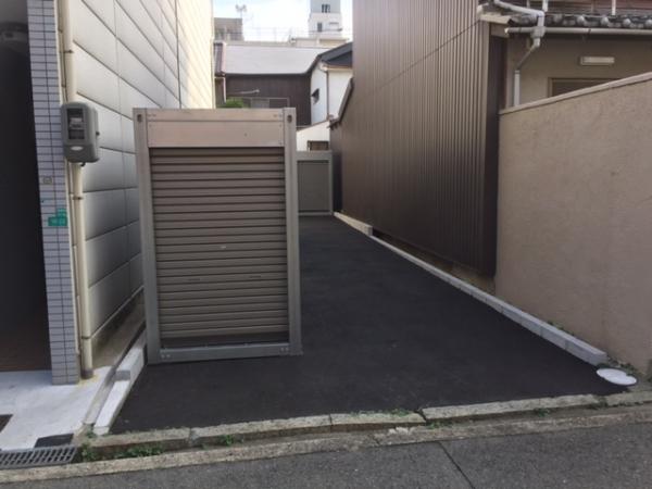 SPバイクパーク阿倍野阪南町の物件外観