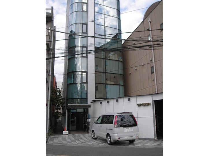 アルファトランク渋谷外観1