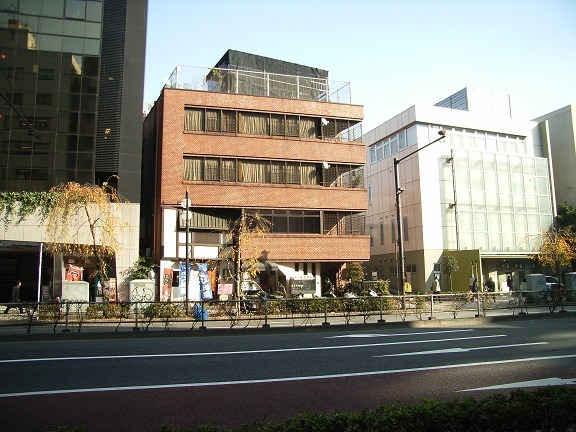 アルファトランク渋谷東外観1