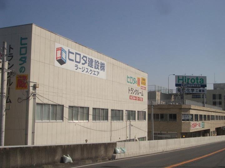 """ヒロタの""""蔵""""トランクルーム ラージスクエアー外観1"""