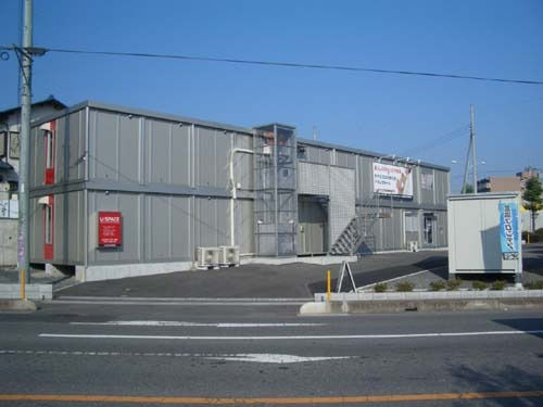 U-SPACE ユースペース入間店外観1
