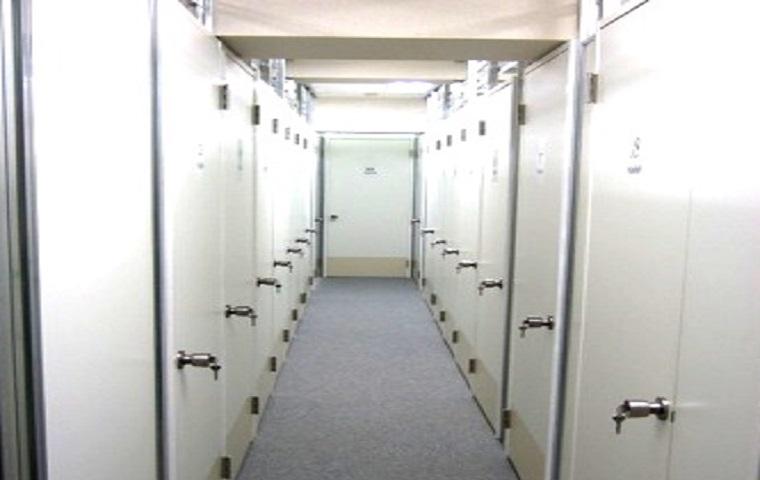 シートランクルーム初台店設備1
