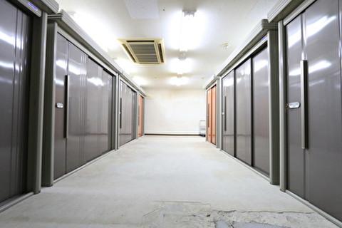 レンタル収納スペース CORE-BOX内装1