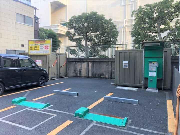 バイクストレージ墨田区業平P1外観1