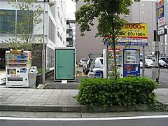 ユアスペース新横浜-バイク駐車場外観1