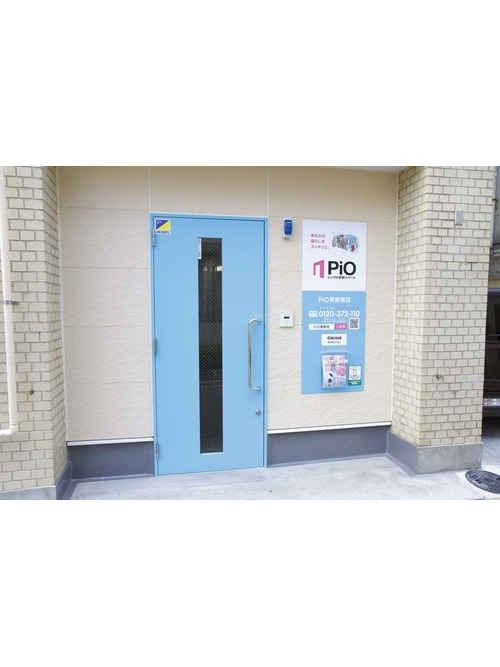 2重セキュリティで安心・安全 押入れ産業 PiO東新宿店 外観1
