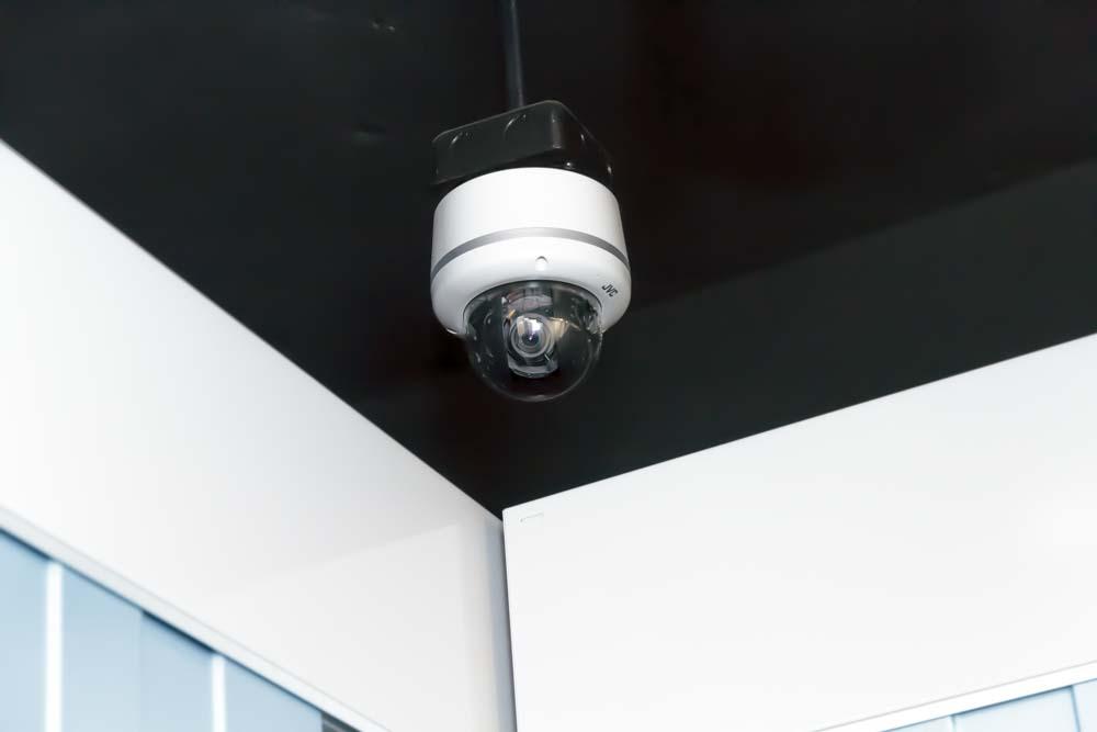 2重セキュリティで安心・安全 押入れ産業 PiO東新宿店 設備1