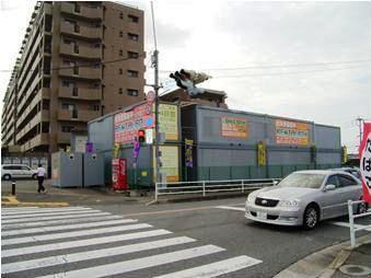 レンタルボックス那珂川店外観1