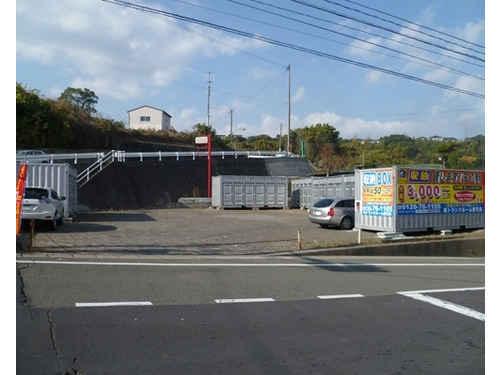 レンタルボックス田上