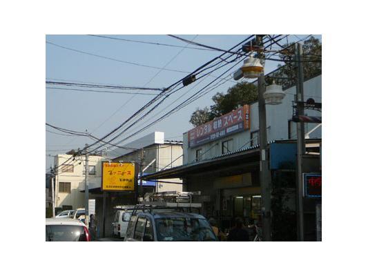 ハローストレージ練馬石神井外観1