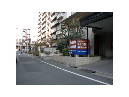 ハローストレージ錦糸町外観1