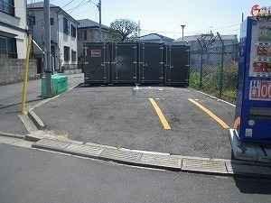 バイクストレージ鷺ノ宮外観1