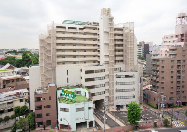 管理費・手数料ゼロのキュラーズ 品川大崎店外観1