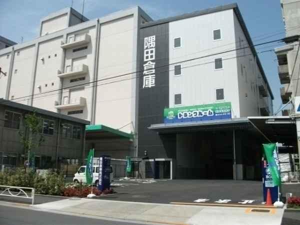 スペースプラス隅田倉庫外観1