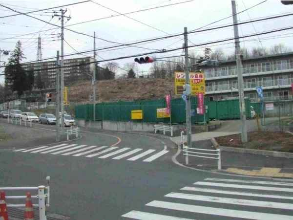 スペースプラス館町和田外観1