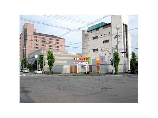 ハローストレージ東大阪(新庄西)外観1