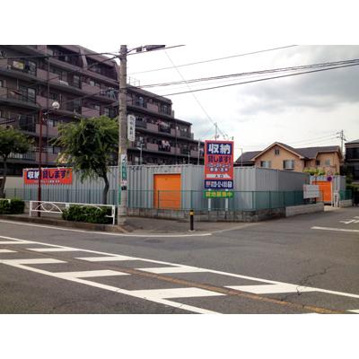 ハローストレージ新座・志木外観1