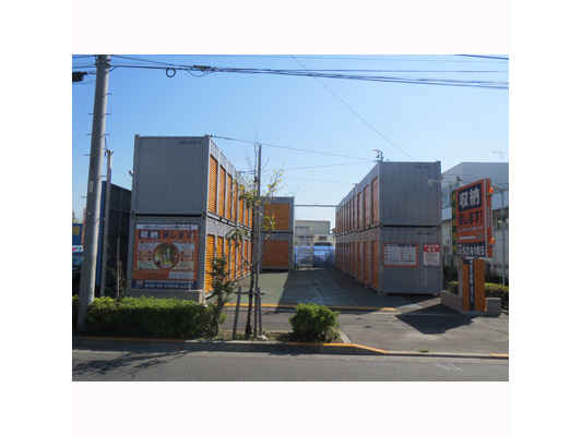 ハローストレージ小岩パート6(奥戸)外観1
