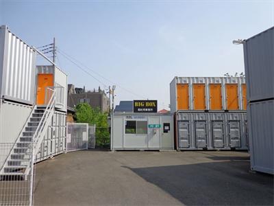 BIG BOX 川口・安行店外観1