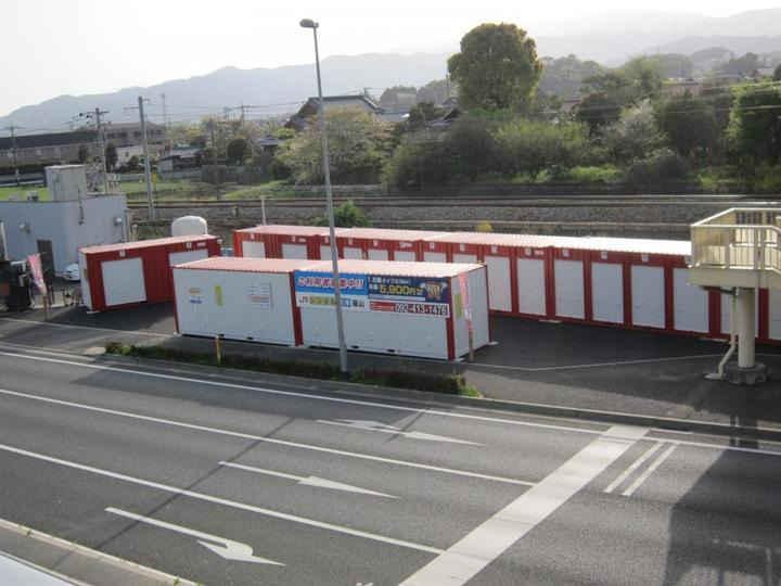 JRレンタル倉庫 基山外観1