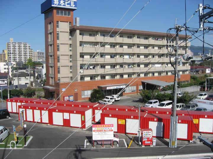 JRレンタル倉庫 南小倉外観1