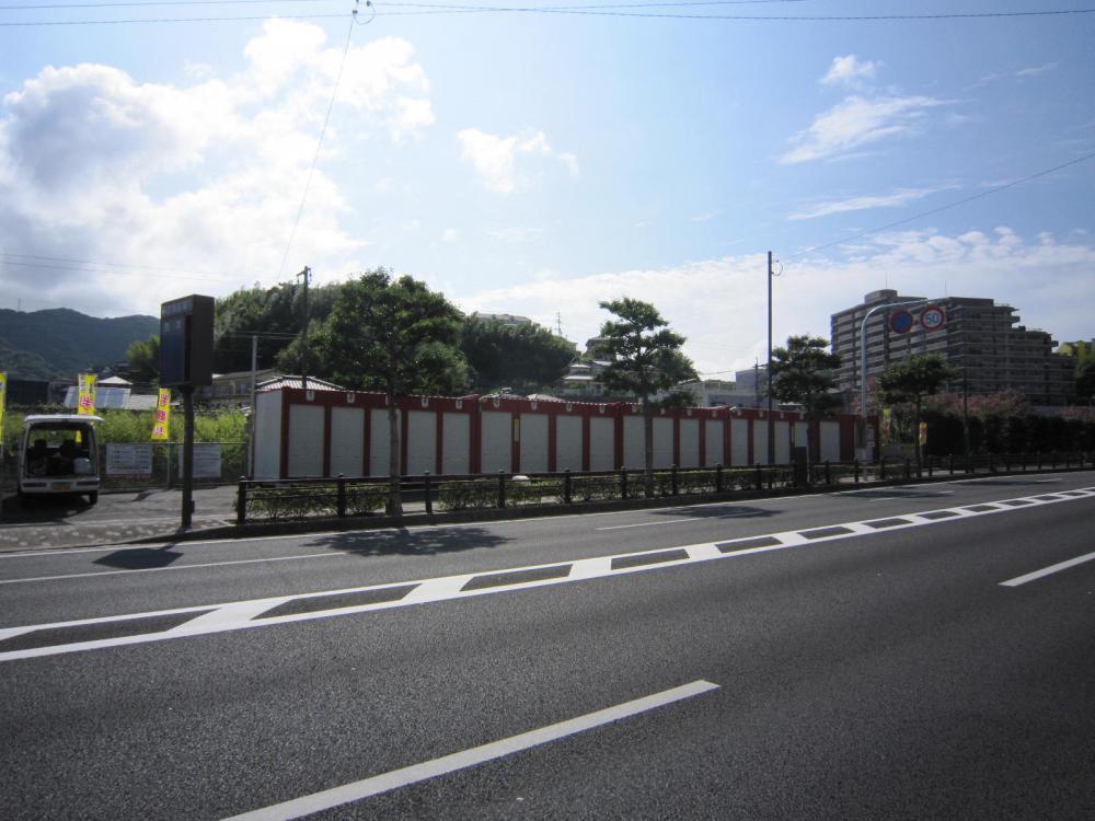 JRレンタル倉庫 赤迫外観2