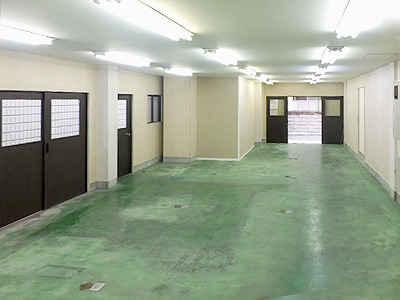 加瀬のトランクルームガレージ倉庫葛飾区東立石外観1