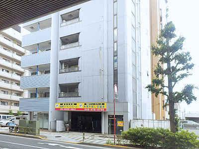 加瀬のトランクルーム世田谷区駒沢4丁目外観1
