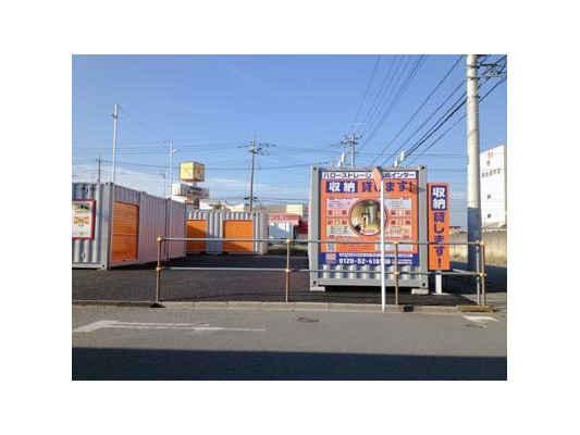ハローストレージ鶴ヶ島パート1外観1