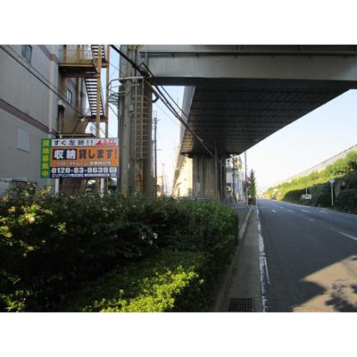 ハローストレージ京都向日市外観1