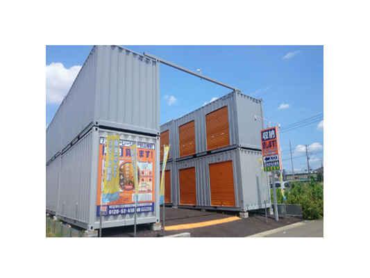 ハローストレージ松戸秋山駅前(高塚)外観1