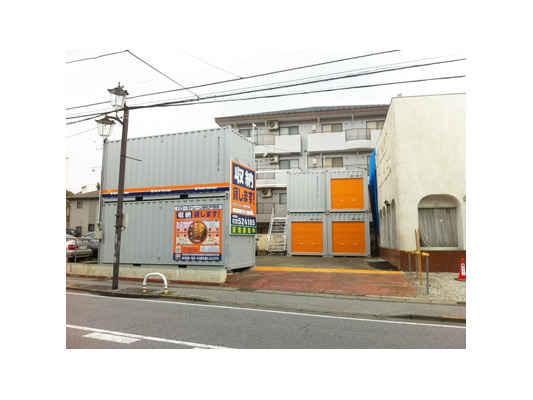 ハローストレージ新松戸駅前(新松戸北・大谷口)外観1