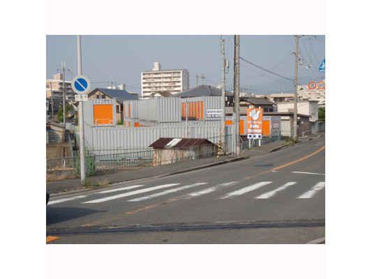 ハローストレージ高井田中央・長田(深江橋)外観1