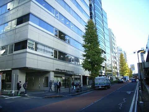 アルファトランク渋谷南平台外観1