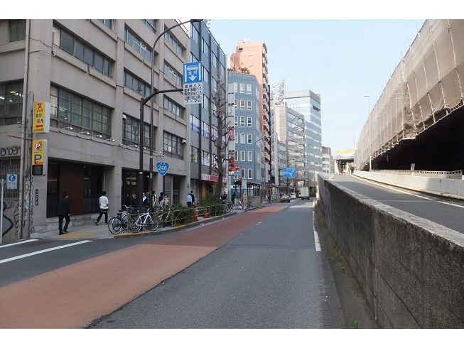 アルファトランク渋谷道玄坂外観1