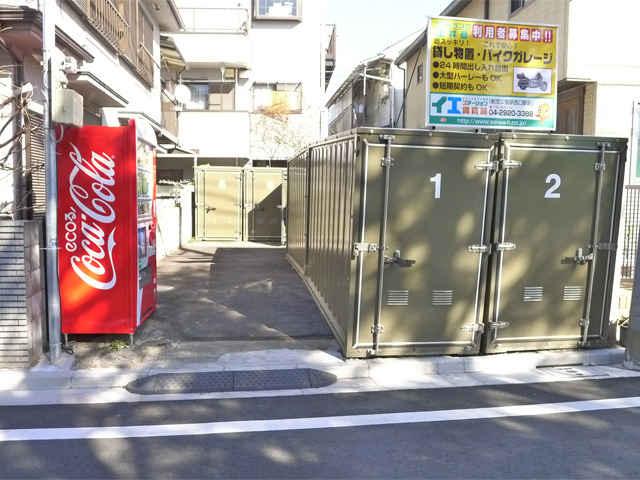 ユアトランク上井草外観1