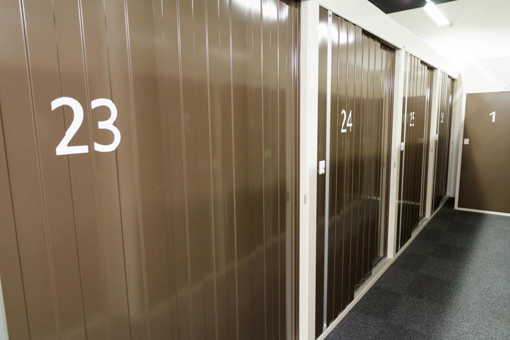 2重セキュリティで安心・安全 押入れ産業 PiO四谷三丁目店外観1