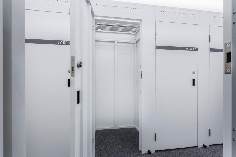 TERRADA トランクルーム 自由が丘内装1