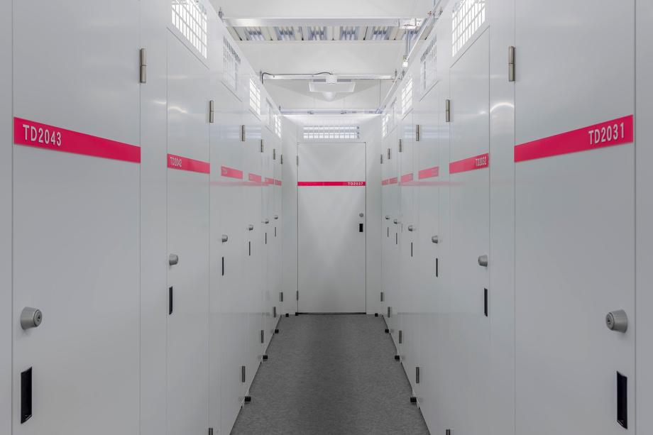 TERRADA トランクルーム 都立大学内装1