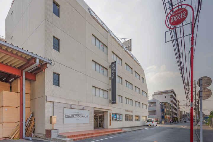 PRIVATE STOCKROOM 東北沢外観1