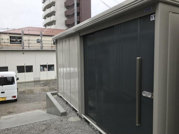 レンタルスペース賀古町外観3