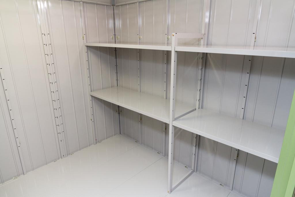2重セキュリティで安心・安全 押入れ産業 PiO STUDIO 080 仙台店内装2