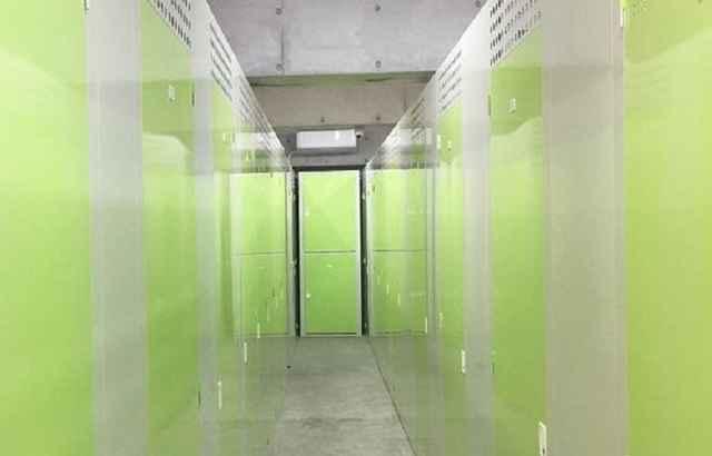 シートランクルーム宮の坂店設備1