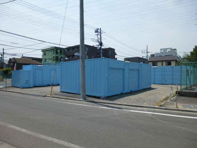 小川町2号店(コンテナ型トランクルーム)