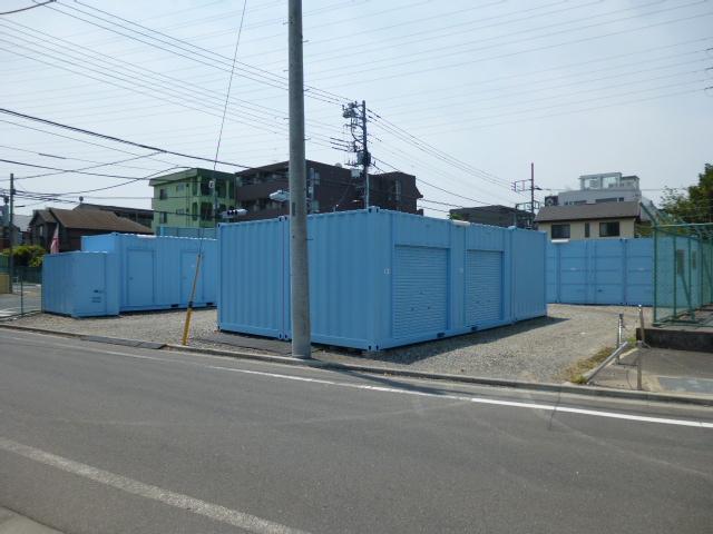 ドッとあ~るコンテナ 小川町2号店