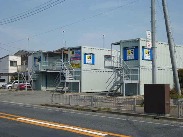 牛久ひたち野西店(コンテナ型トランクルーム)