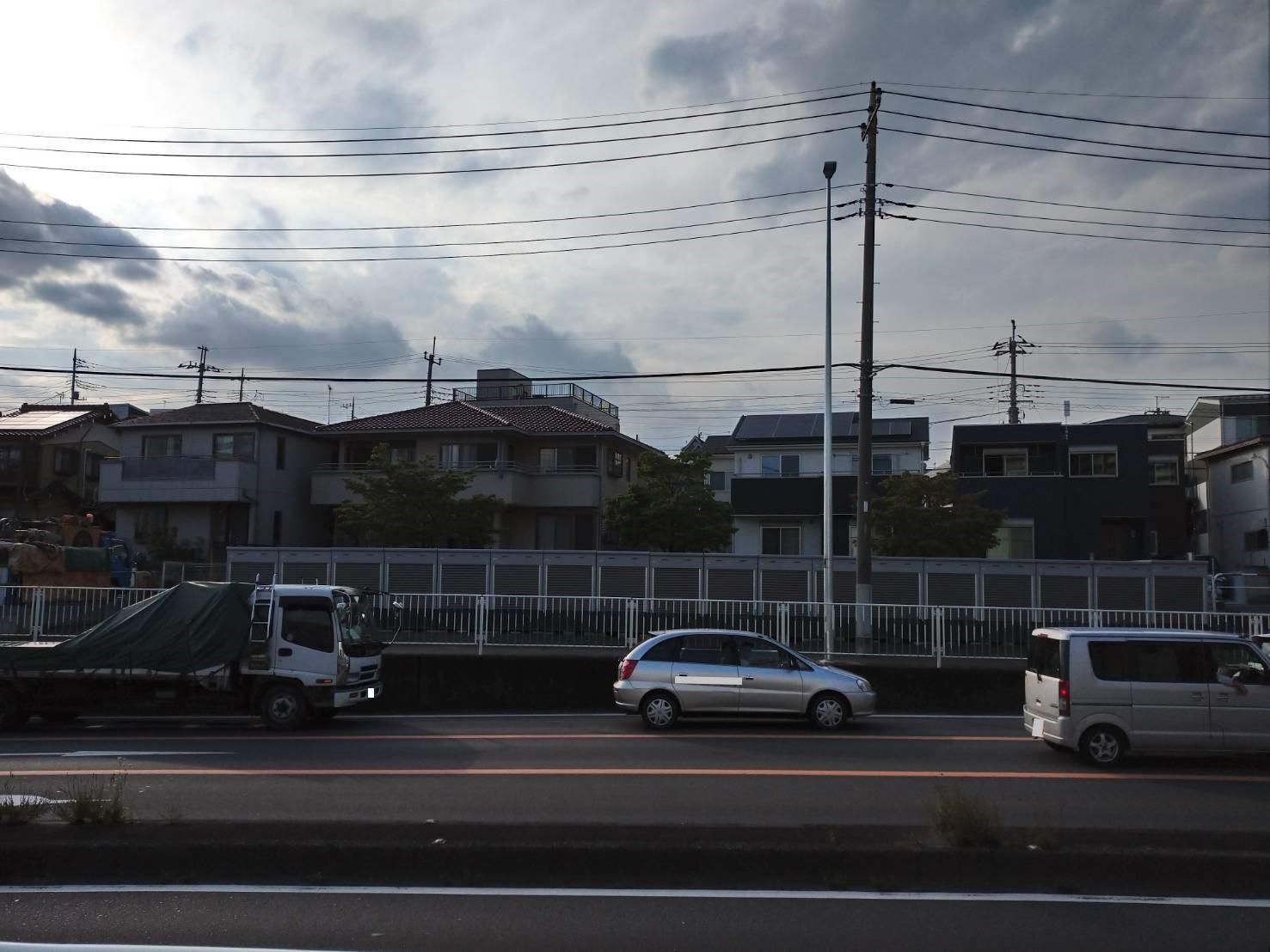 バイクストレージ富士見市水子